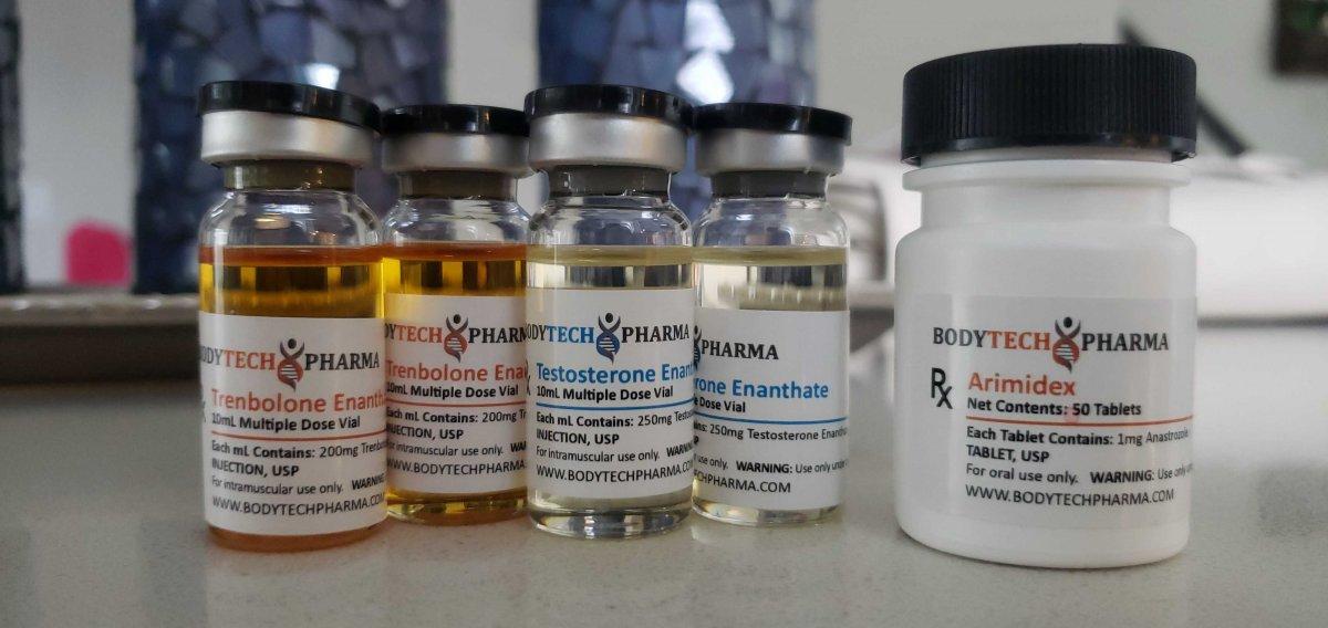 Bodytech https://bodytechpharma com - Page 19 - Steroid Lab